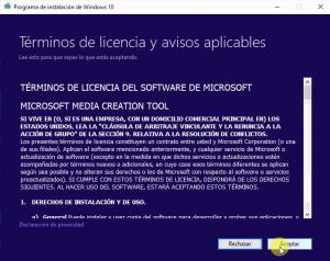 descargar windows 10 original en español