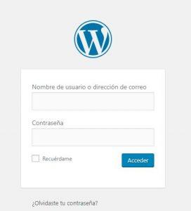 activar verificacion en dos pasos wordpres