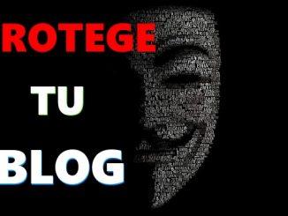 proteger cuenta wordpres