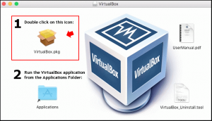 virtual box para mac