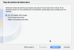 virtual box para mac 2019