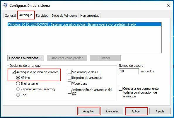 solucion parpadeo de pantalla windows 10