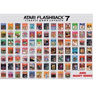 Atari Flasback 7 Consola