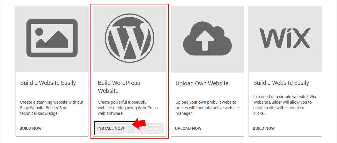 hosting gratis para practicar wordpress
