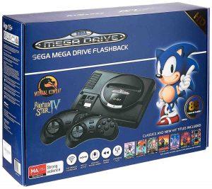 Sega Mega Drive FlasBack