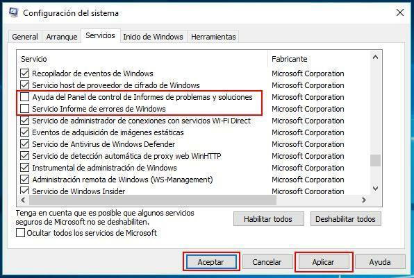 solucion parpadeo pantalla windows 10