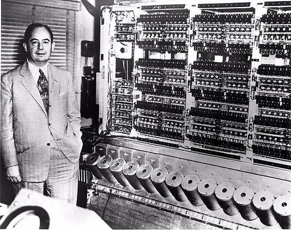 el primer ordenador del mundo