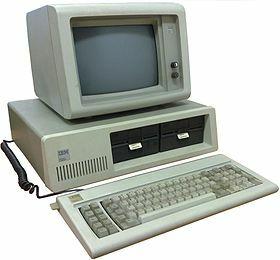 primer ordenador con teclado
