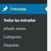 como cambiar el autor de una entrada en wordpress español