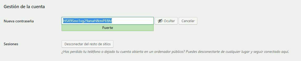 como crear un nuevo usuario en wordpress español 2019