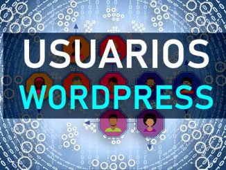 tutorial usuarios wordpress español 2019