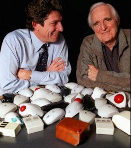 la historia del primer mouse de pc