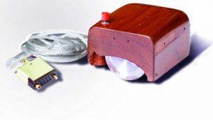 la historia del raton de pc